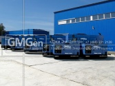 Партия электростанций GMGen Power Systems серия Mitsubishi